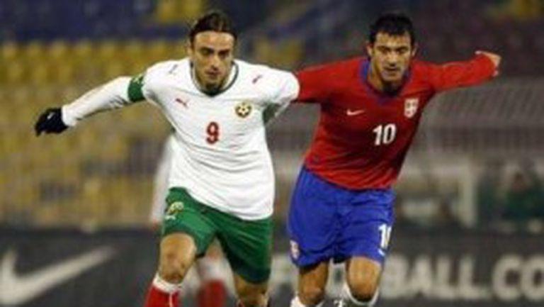 Футболът ни между Париж и Белград