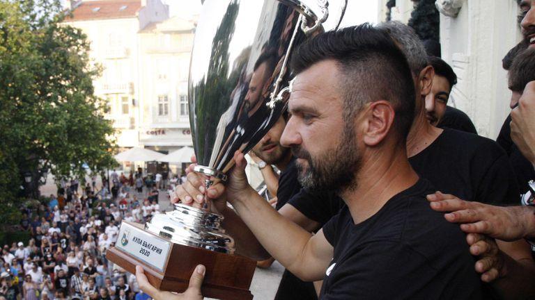 Ванчо Траянов се завърна в Локо (Пловдив)