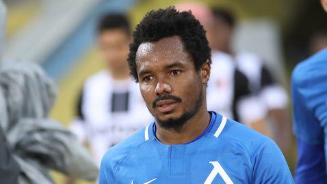 Насиру Мохамед дава Левски на ФИФА