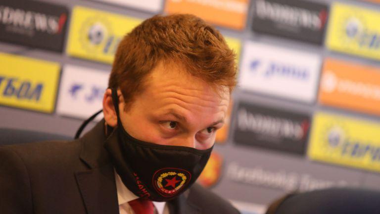 Добрин Гьонов: Или трябваше да играем с болните футболисти и да направим цирк, или трябваше да откажем мача с ЦСКА-София