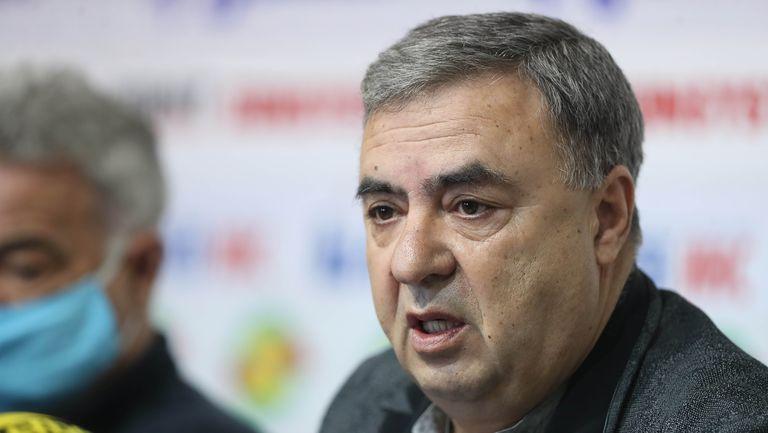 Георги Аврамчев: Федерацията изчисти името си, в добавките няма допинг
