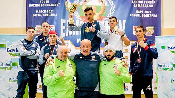 Изпращаме 7 боксьори на Световното в Киелце