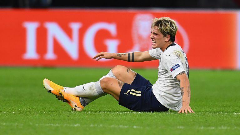 Дзаниоло потвърди, че ще пропусне Европейското първенство
