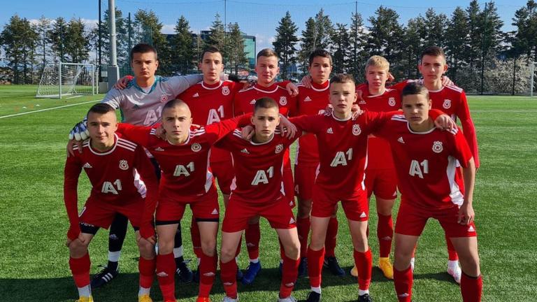 ЦСКА-София с две равенства при U15 и U17 срещу Славия