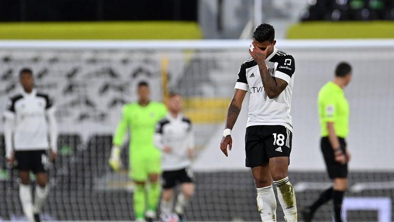 Играч на Фулъм се разплака след загубата от Уулвърхамптън