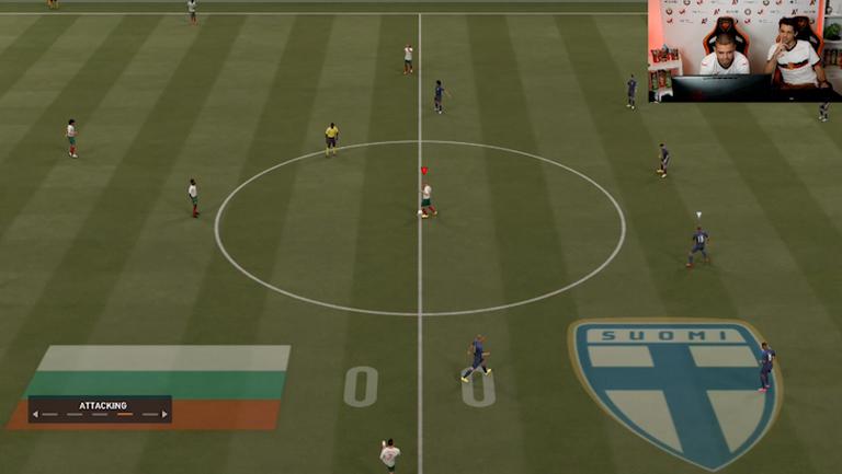 FIFAe Nations Series: България – Финландия 3:3 (4:3) (Трети мач)