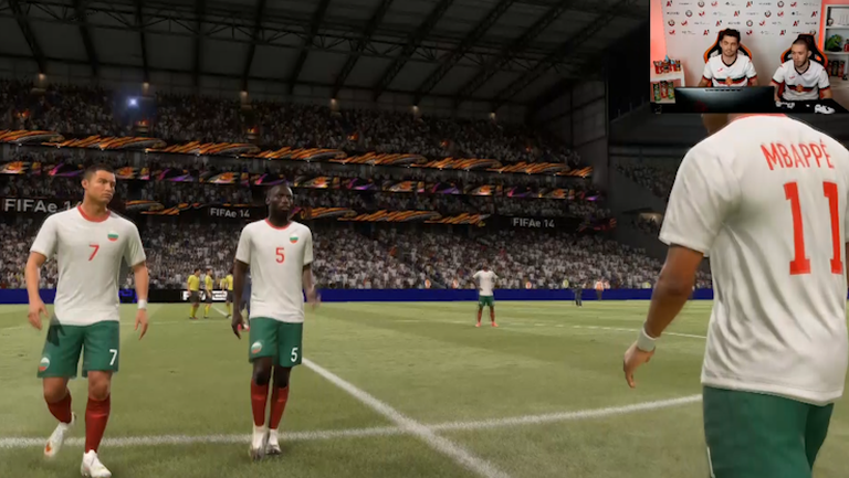 FIFAe Nations Series: България – Финландия 1:2 (Първи мач)
