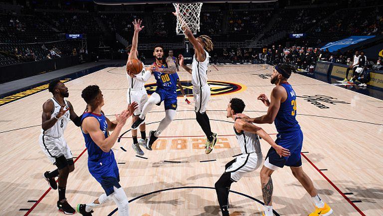 Бруклин спечели дербито на кръга в НБА
