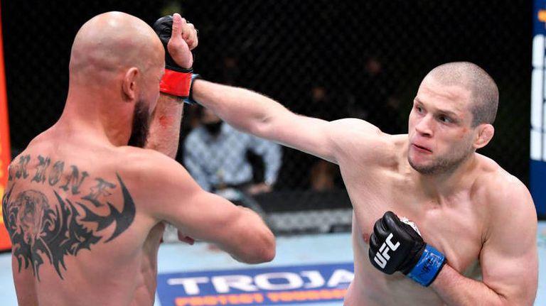 Алекс Мороно смаза Доналд Серони още в първия рунд на UFC Vegas 26