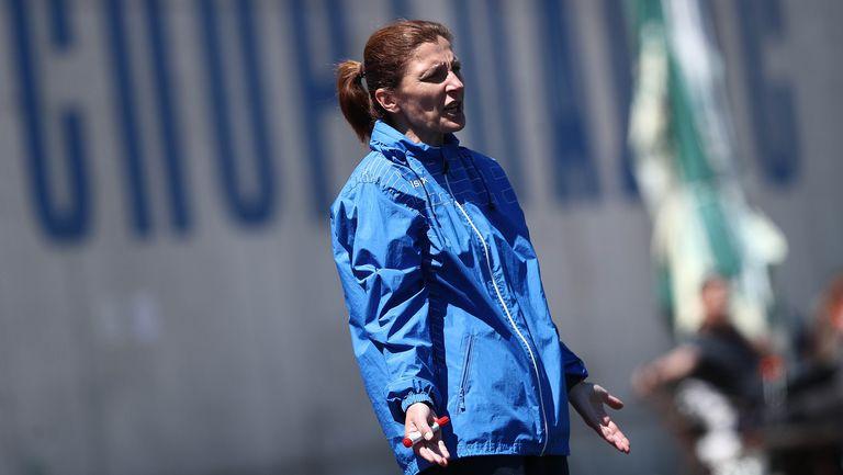 Мария Димитрова: Трудно влязохме в мача, можем само да се радваме, че играем с такива отбори