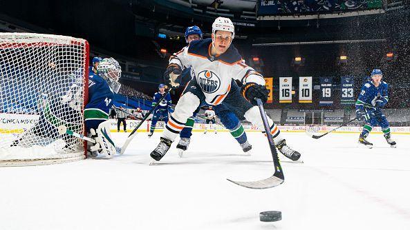 Конър МакДейвид достигна границата от 100 точки в редовния сезон на НХЛ