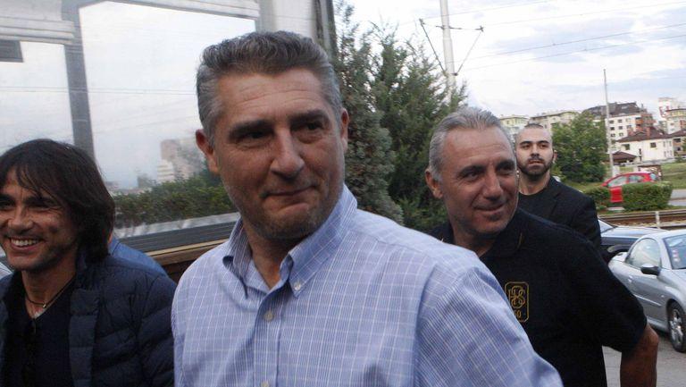 Даниеле Масаро пред Стоичков: Моят Милан имаше такава защита, че не можех да вкарам на тренировка