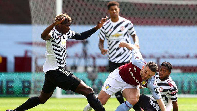 Астън Вила 1:0 Манчестър Юнайтед, Траоре откри с хубав гол (гледайте тук)