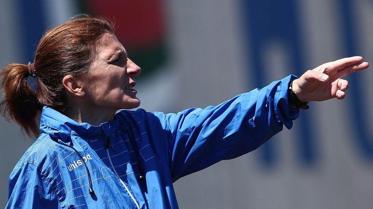 Мария Димитрова: Трудно влязохме в мача, момичетата се притесниха, че ще ги дават по телевизията
