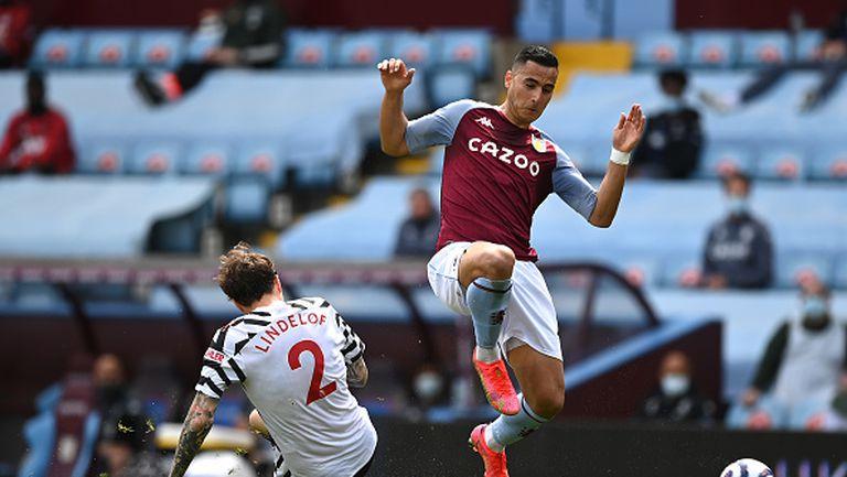 Астън Вила - Манчестър Юнайтед 1:3