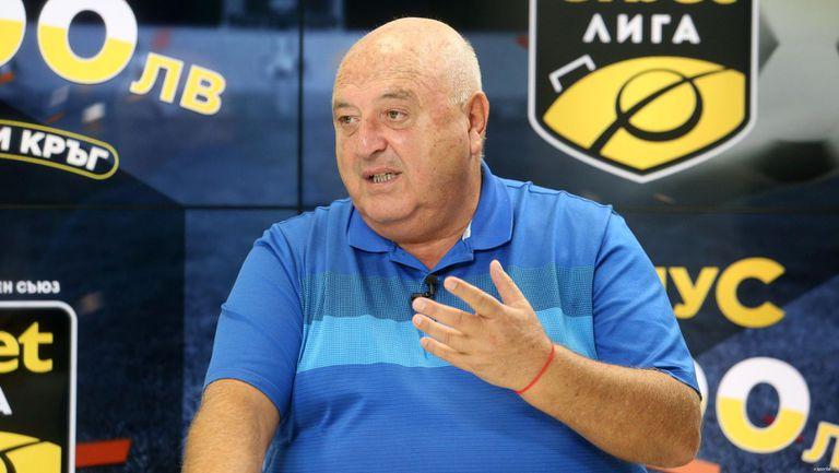 Венци: Боби сбърка с това завръщане, президент на БФС ще стане един пети човек