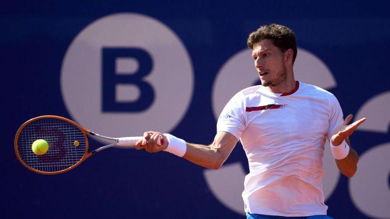 Кареньо-Буста и Гофен се класираха за втория кръг в Рим