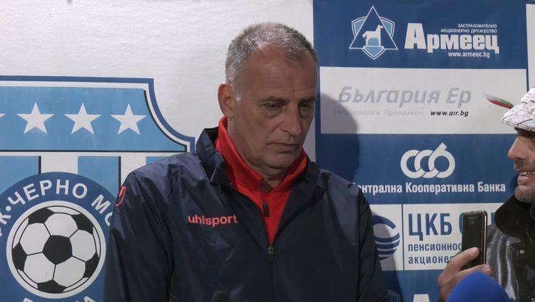 Тони Здравков: Черно море е фаворит за седмото място, но всичко може да се случи