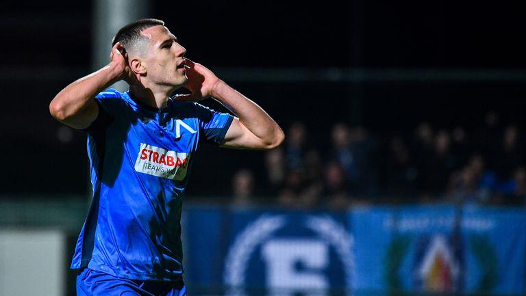 """Марин Петков отново вкара и изведе """"сините"""" напред срещу Ботев"""