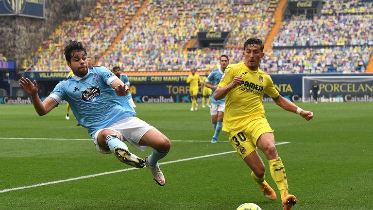 Селта вкара четири в гостуването си на финалиста в Лига Европа Виляреал