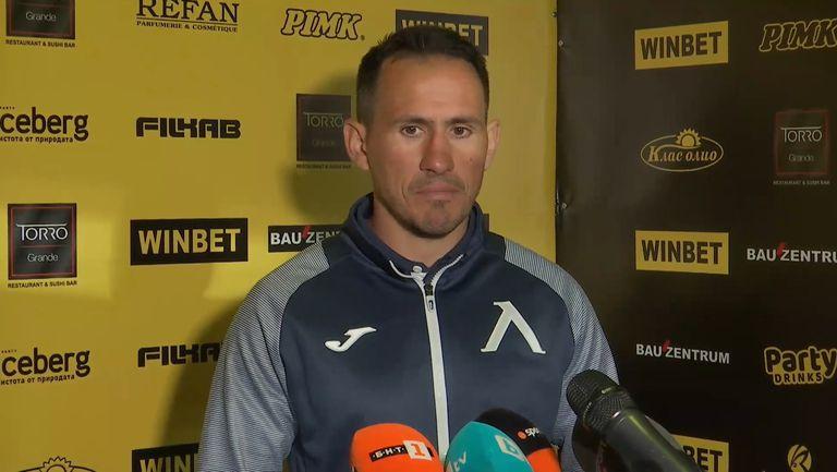 Живко Миланов: Николай Михайлов изигра перфектен мач, Марин Петков трябва да развие потенциала си