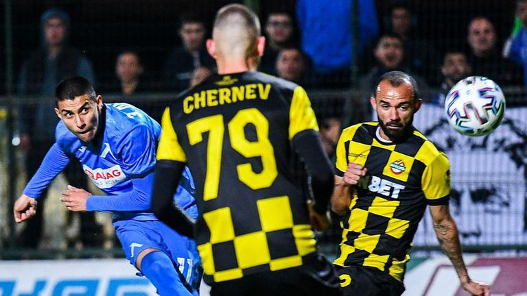 Атанас Чернев: Днес топката не искаше да влезе във вратата (видео)