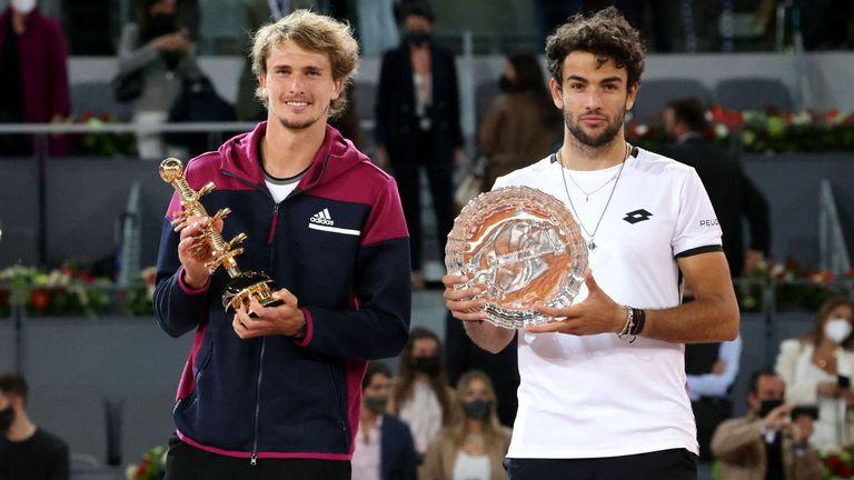 Александър Зверев спечели титлата в Мадрид
