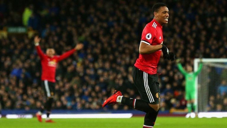 Новата година донесе нов късмет за Манчестър Юнайтед (видео)