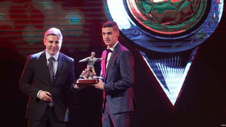 Талант на ЦСКА-София е най-добър от младите