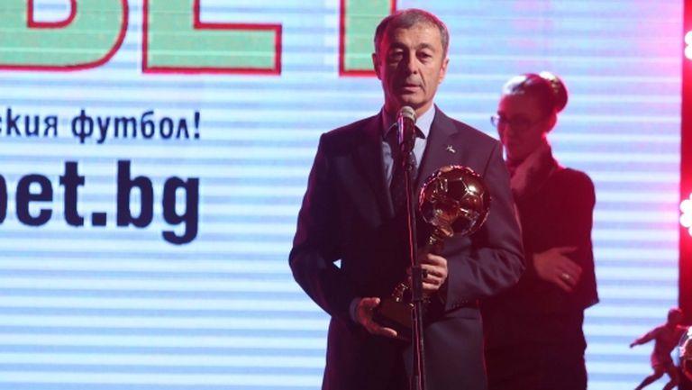 Пламен Марков: Чест е най-добрият чужденец и нападател в България да е при нас
