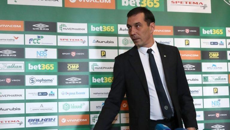 Шеф на Лудогорец: Марселиньо щеше да ви благодари на български