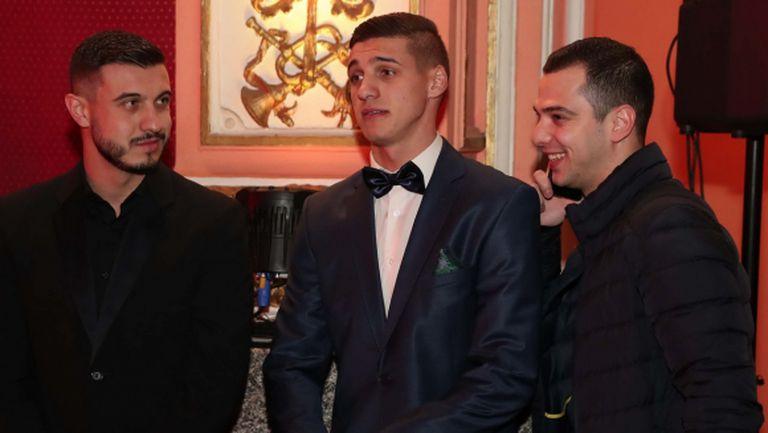 Десподов спечели наградата на феновете