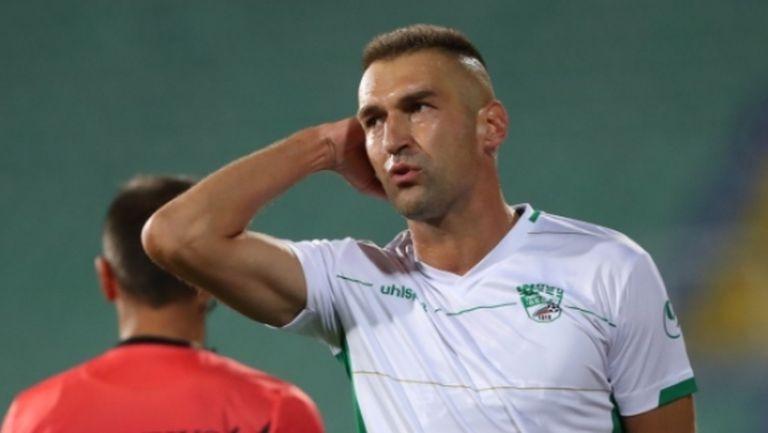 Треньор на Берое: Дано Камбуров ни радва още по терена