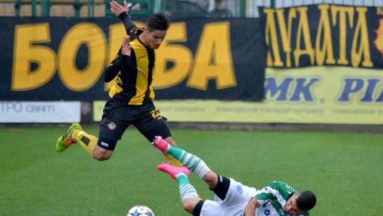 Ботев (Пд) преотстъпи още един младок във Втора лига