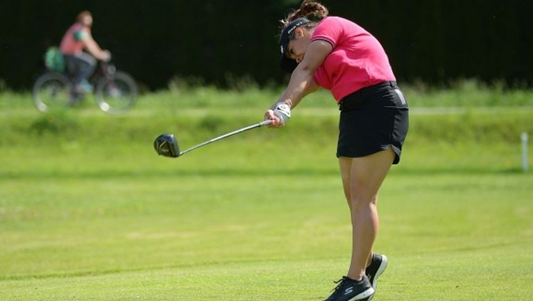 Ивана Симеонова започва участието си в Откритото първенство на Кипър
