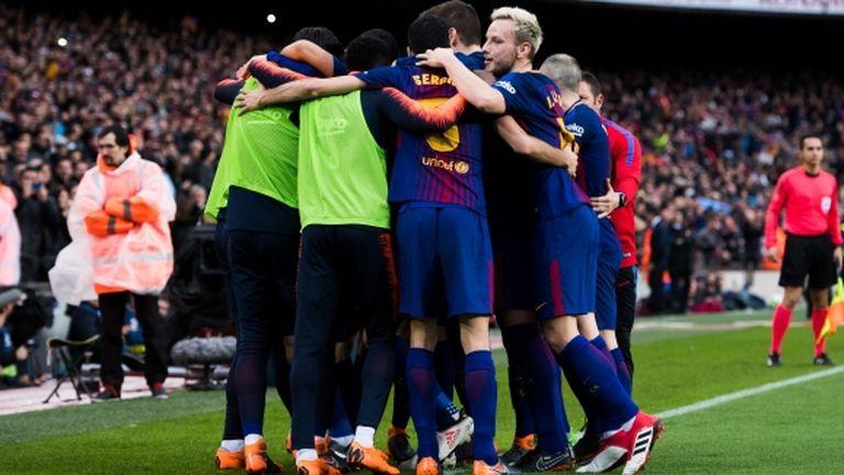 Барселона обяви с кои звезди ще бори Малага