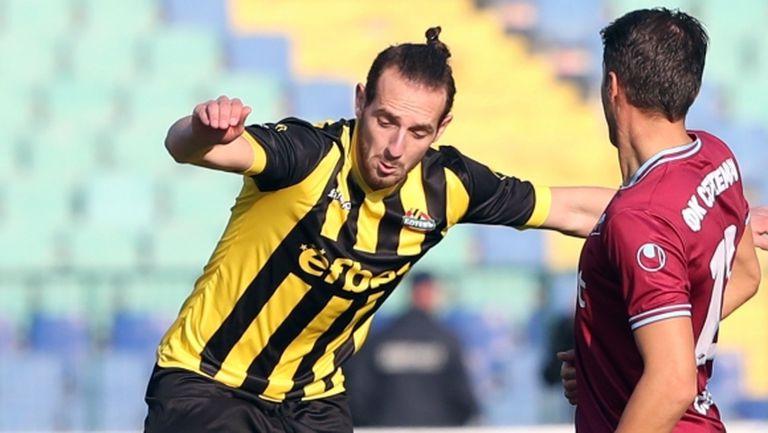 Стивън Петков разкри целта пред Ботев (Пловдив)
