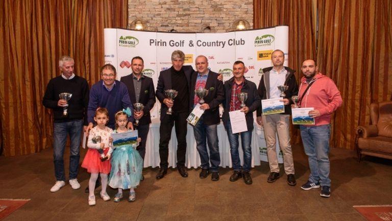 Голф сезон 2018 бе официално открит в Пирин голф и кънтри клуб с пълно игрище и много емоции