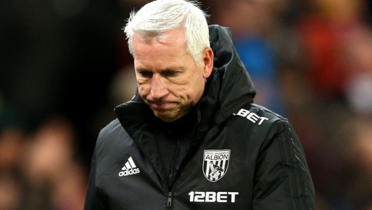 Уест Бромич уволни Пардю след четири месеца и само една победа