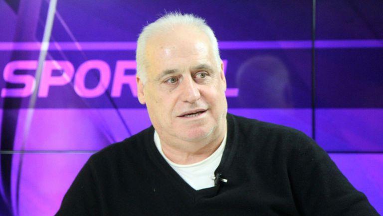 Джеки: Ако не сте вие журналистите, никой няма да забележи мачовете ЦСКА - Левски