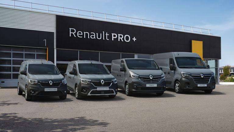 Обновената гама на Renault прави своята премиера на Truck Expo 2021