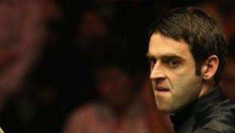 О'Съливън пропуска турнир в Китай