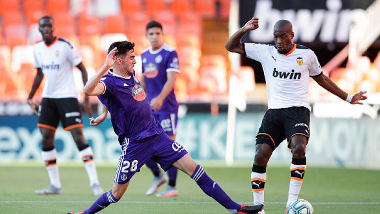 Валенсия - Реал Валядолид 2:1