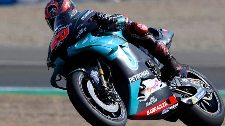 Куартараро с първа победа в MotoGP