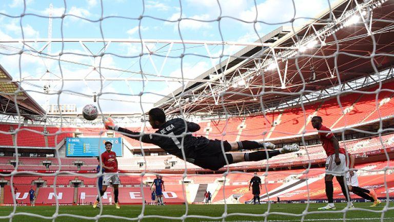 Отчайващ Давид де Хеa провали Манчестър Юнайтед срещу Челси