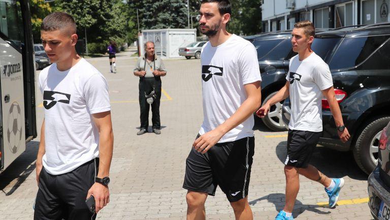 Славия замина за лагер в Банско
