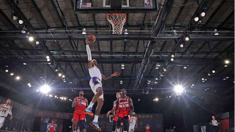 ЛА Лейкърс с втора победа в контролите преди рестарта на НБА
