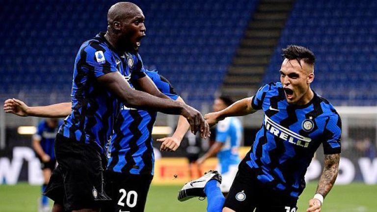 Интер победи Наполи и си върна второто място в Серия А