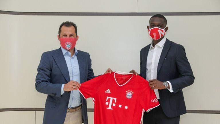 Официално: Байерн обяви трансфер на играч от ПСЖ