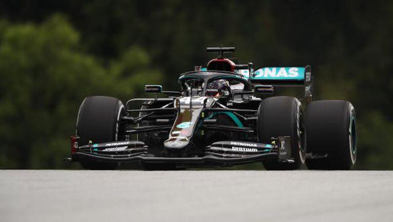Формула 1 се завърна с първа тренировка за неделната Гран При на Австрия